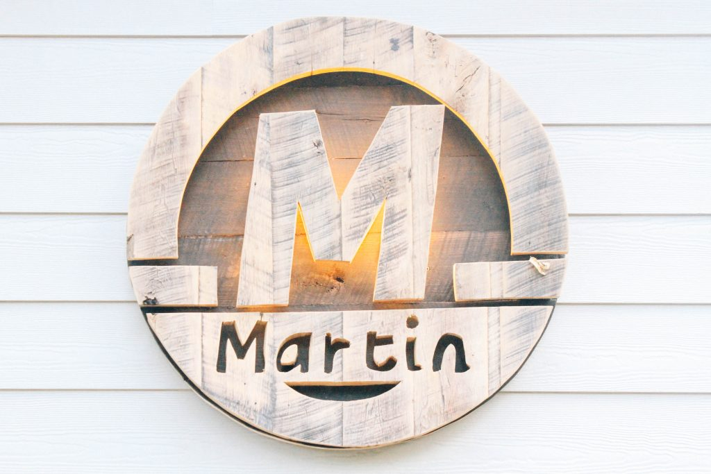 Built By Martin