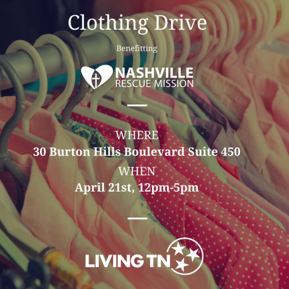 Clothing Drive Insta Post